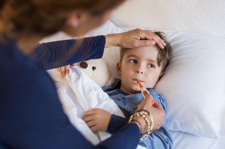 Alternative Options for a Boy with a Fever